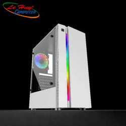 Vỏ máy tính Gaming Freak GFG KA-180 Đen - Trắng