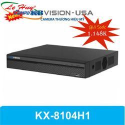 Đầu ghi hình 4 kênh 5 in 1 KBVISION KX-8104H1 (+ 2 kênh IP.)