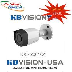 Camera Thân 4 in 1 hồng ngoại 2.0Mp KBVISION KX-2001C4
