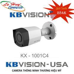 Camera Thân 4 in 1 hồng ngoại 1.0Mp KBVISION KX-1001C4