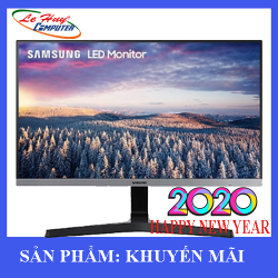Màn hình máy tính Samsung LS24R350FHEXXV 24inch FullHD 5ms 75Hz AMD FreeSync - Hàng Chính Hãng
