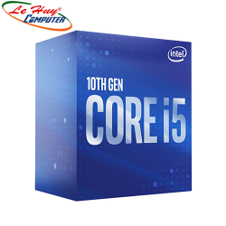 CPU Intel Core i5-10400F (4.3Ghz, 6 nhân 12 luồng, 12MB Cache) Socket Intel LGA 1200