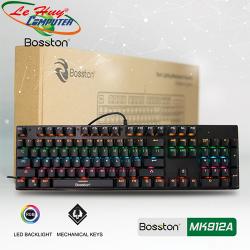 Bàn phím cơ Bosston MK912A LED RGB