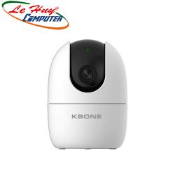 Camera IP 2MP KBONE KN-H21PA kết nối trực tiếp Wifi
