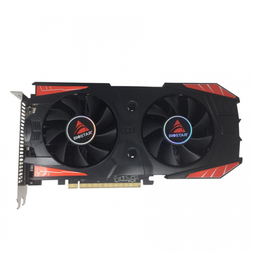 Card Màn Hình - VGA BIOSTAR RX560 4GB GAMING (2FAN)