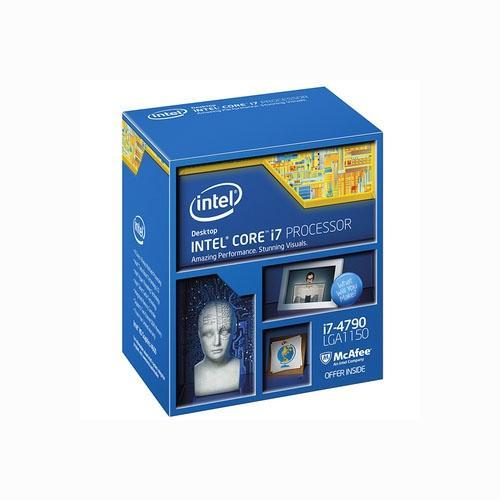 CPU Intel® Core i7 - 4790K (4.0GHz)