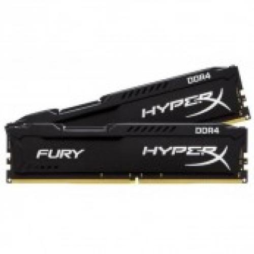 DDR4 Kingston 16GB (2666) FURY HYPER KIT (2x4GB)