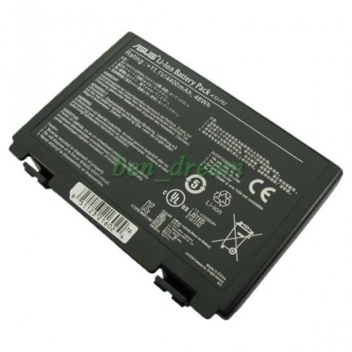 Pin Laptop ASUS F82 - K40