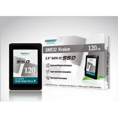 Ổ Cứng SSD Kingmax SMV32 120GB Sata 3