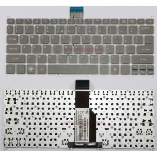 Bàn phím Laptop ACER ASPIRE - S3 BẠC