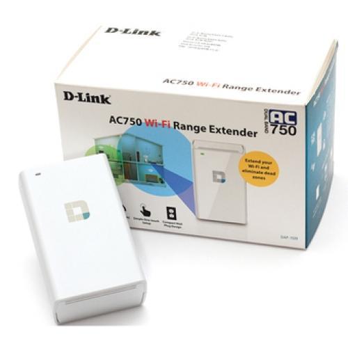 Thiết bị mạng - Router D-Link DAP-1520