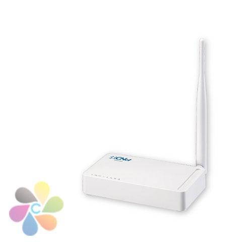 Thiết bị mạng - Router Cnet WNIR 3000 - CHUẨN N 150MB - 1 ĂNG TEN