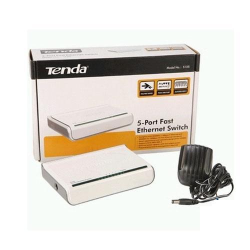 Thiết bị chuyển mạch Switch Tenda 8P-S108 (10/100MB)