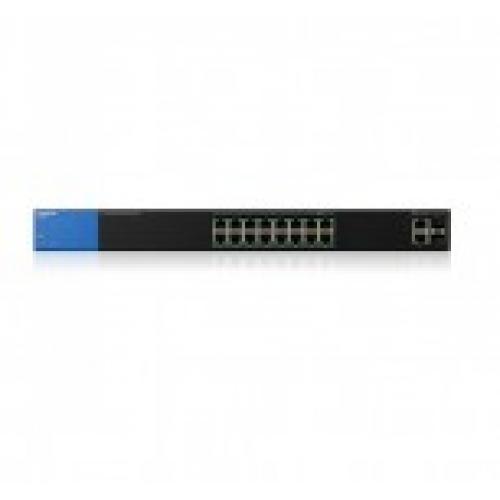 Thiết bị chuyển mạch Switch Linksys 24P LGS326