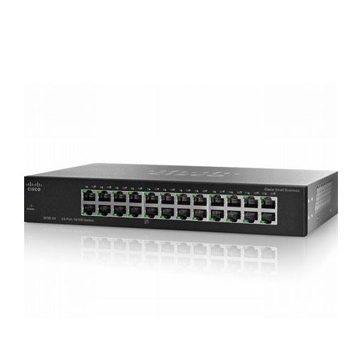 Thiết bị chuyển mạch Switch Linksys BY CISCO SF90D-24 ( 24P)