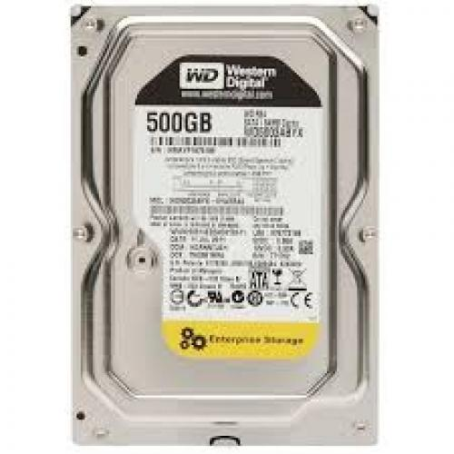 Ổ cứng WESTERN 500GB WD5003ABYX RE4(SERVER)