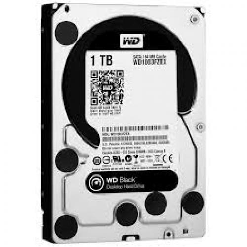Ổ Cứng HDD Western 1TB Black - 3.5