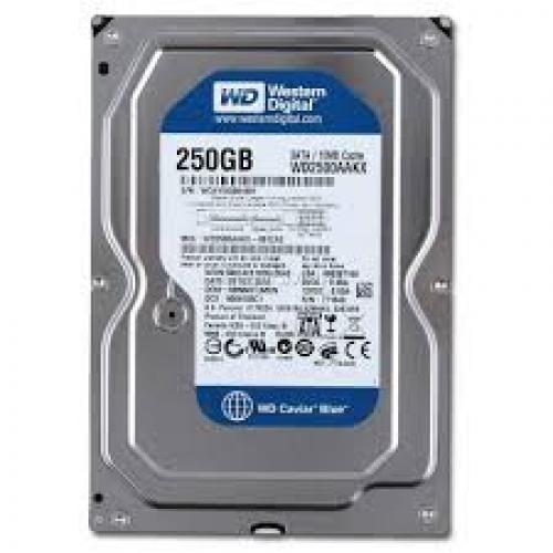 Ổ Cứng HDD Western 500GB Blue - SATA(6Gb/s) - 7200Rpm,32M(WD5000AZLX)