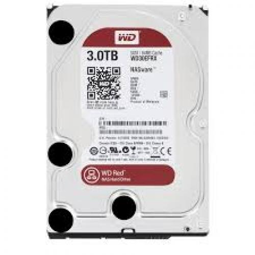 Ổ cứng WESTERN 3TB RED