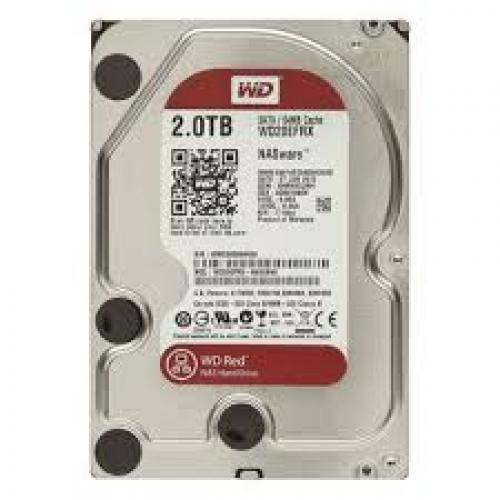 Ổ cứng WESTERN 2TB RED