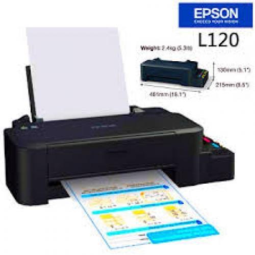 Máy in Epson L120  in A4- in phun màu