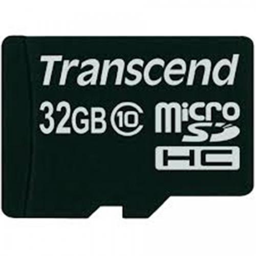 TRANSCEND THẺ NHỚ MICRO-SDHC 32GB  CLASS 10