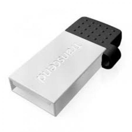 USB Transcend 8GB JF380 (Bạc)