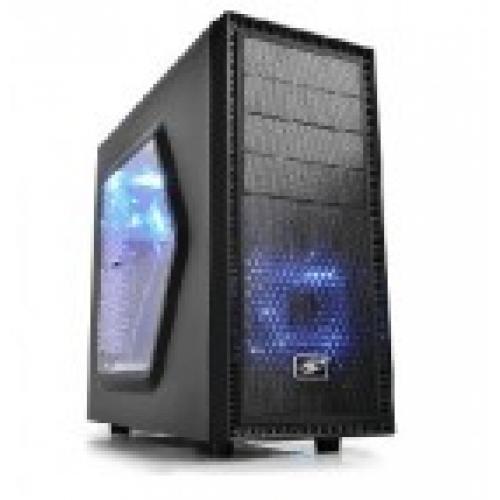 Vỏ máy tính DEEPCOO Tesseract Black (No power)