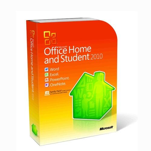 Office Home & Student 2010 ENG 79G-02123