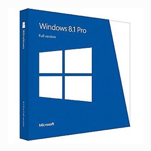Phần mềm bản quyền Win Pro 8.1 Win32 Eng Intl 1pk DSP OEI DVD (FQC - 06987)