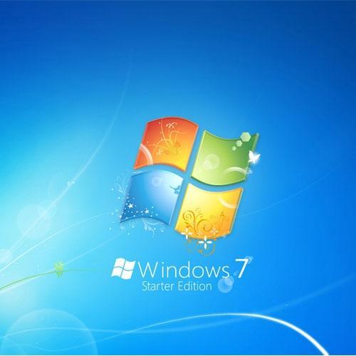 Phần mềm bản quyền Windows Starter 7 32-bit Eng SEA GJC-00579
