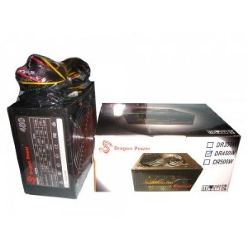 POWER Dragon 450W (FAN 12Cm)