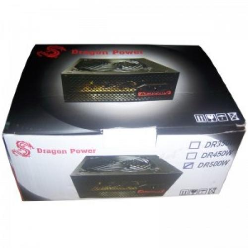 POWER Dragon 500W (FAN 12Cm)
