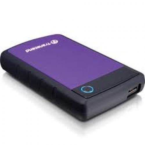 Ổ Cứng Di Động Transcend 500GB StoreJet 2.5