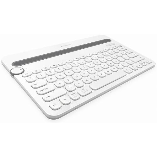 Bàn phím Logitech K480(Trắng)-Bàn phím Bluetooth