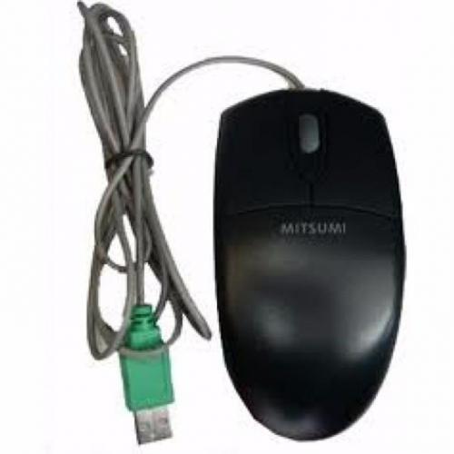 Chuột máy tính có dây Mitsumi 6703 USB-CTY BH 06TH