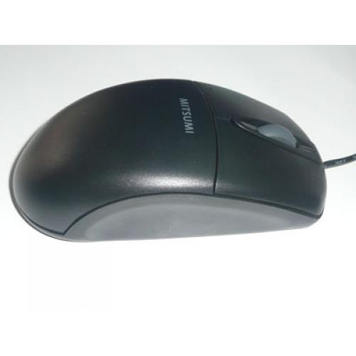Chuột máy tính Mitsumi ECM-S6703 đen USB Chính Hảng