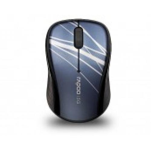 Chuột máy tính Rapoo 3100P - Wireless (Xanh)