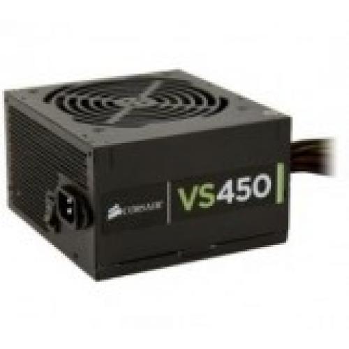 Nguồn máy tính Corsair VS450 - 450W 80 Plus White