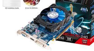 Card Màn Hình - VGA HIS R7240 2GB DDR5 - 128BITS