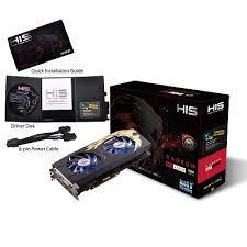 Card Màn Hình - VGA HIS RX470 8GB DDR5 ICEQ X2 256 BIT CHUYÊN BITCOIN