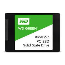 Ổ cứng SSD WDS120G1G0A Green