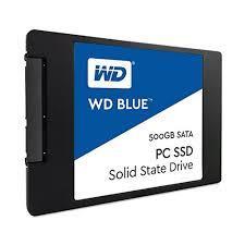 Ổ Cứng SSD Western Digital 500GB Blue 2.5