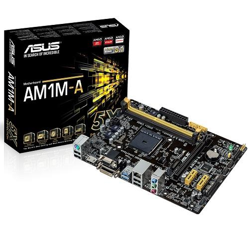 MAINBOARD AMD ASUS AM1M-A