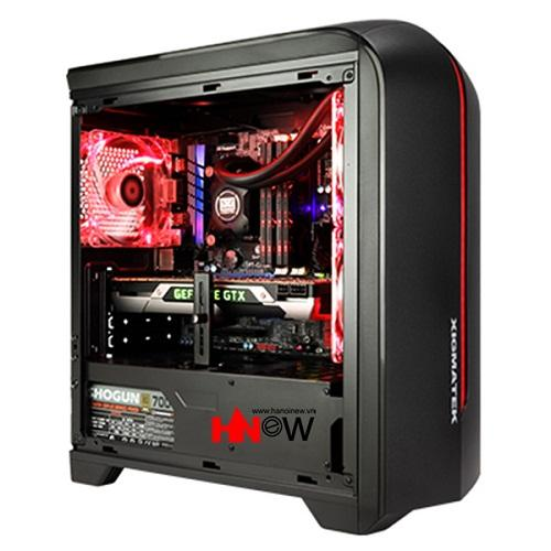 CASE XIGMATEK Octans 236B (Window side panel) EN8187