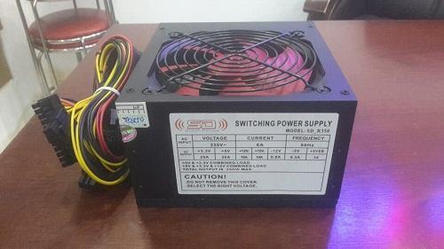 Nguồn máy tính SD R350 - 350w (FAN 12CM)
