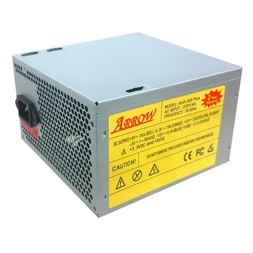 Nguồn máy tính ARROW 500W FAN 8CM