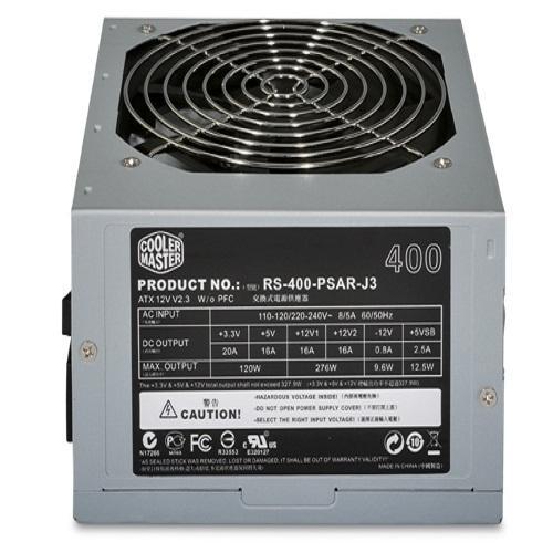 Nguồn máy tính Cooler Master CM 400W - ELITE