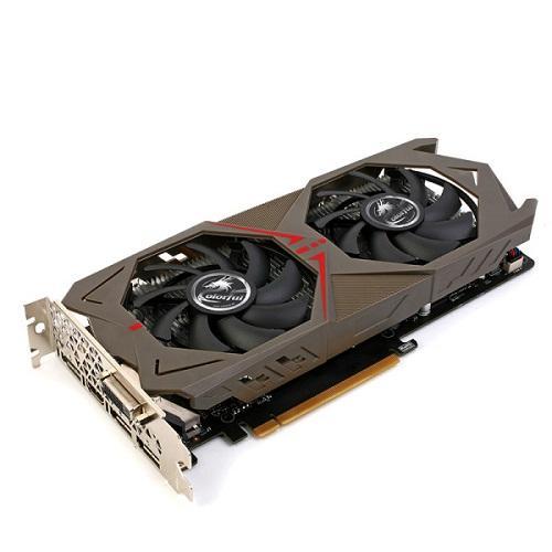 Card Màn Hình - VGA COLORFUL Nvidia Geforce GTX1060 3GB Gaming V5 DDR5 - GA1