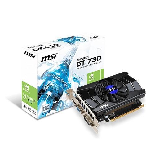Card Màn Hình - VGA MSI N730K 1GD5/OC (đen)